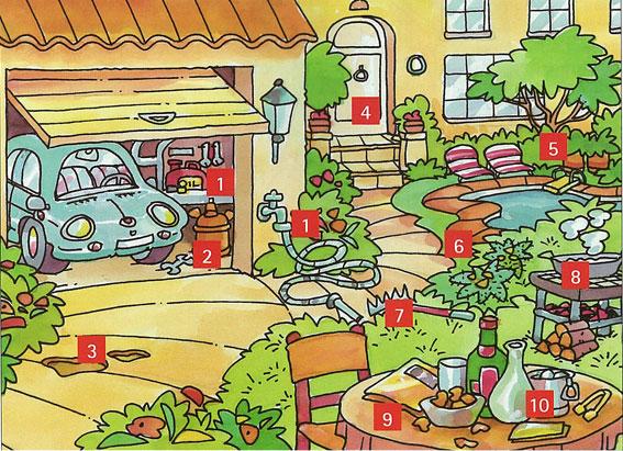 Baño Para Jardin Infantil:Infanciasegura :: Área de seguridad – Seguridad dentro y fuera del